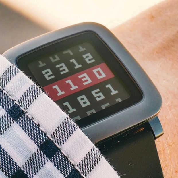 Pebble: fantastisch idee eindigt als afdankertje in de smartwatch-race
