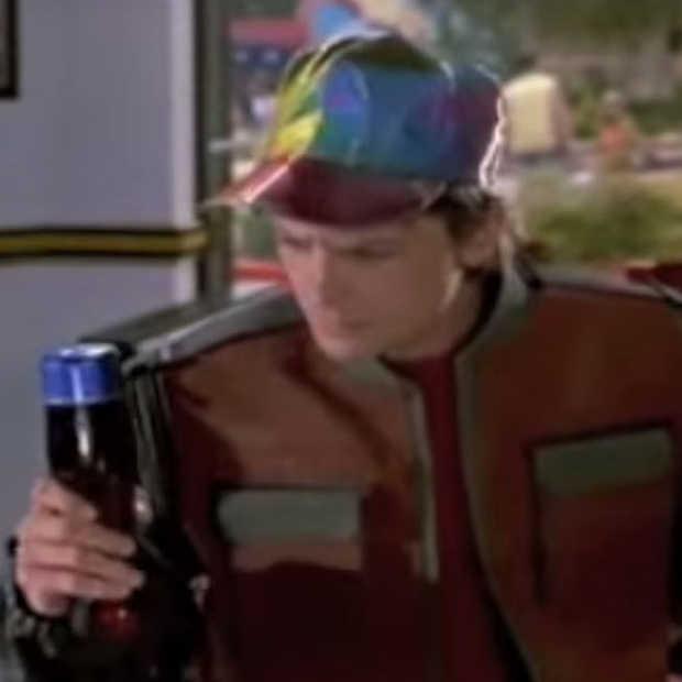 Pepsi Perfect uit Back to the Future II op 21 oktober beschikbaar