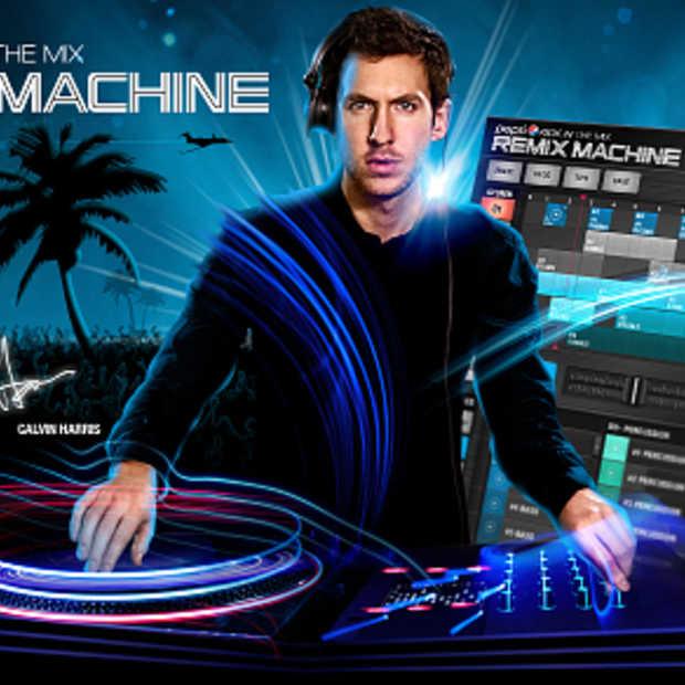 Pepsi Remix Machine app genereert ruim 40.000 remixes