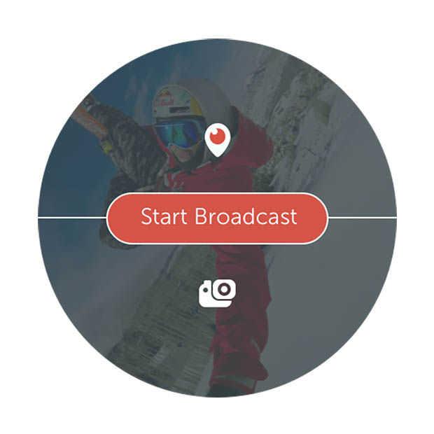 Met Periscope livestreamen vanaf je GoPro