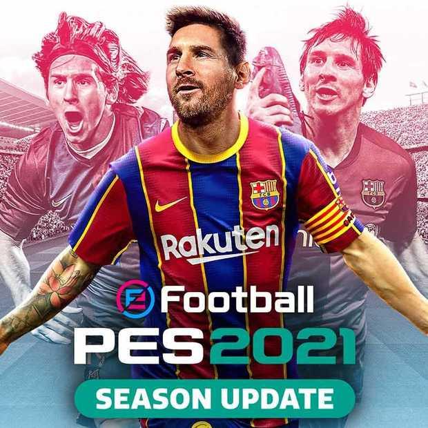 Voetbalgame PES 2020 krijgt seizoensupdate in plaats van nieuwe uitgave