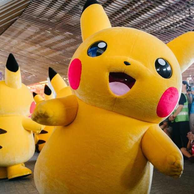 Meer dan 1 miljard downloads voor Pokémon Go