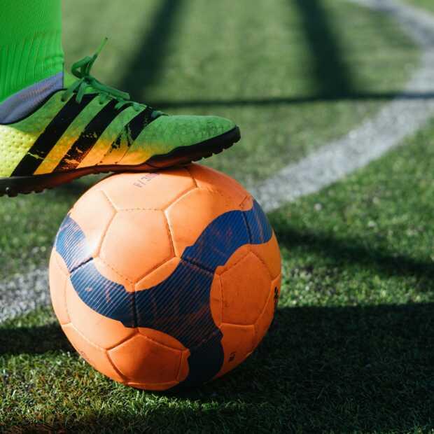Deze sensor geeft ontwikkeling van voetballer een boost.