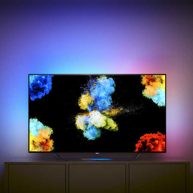 Philips TV mag slogan 'The best OLED TV you can buy' blijven gebruiken