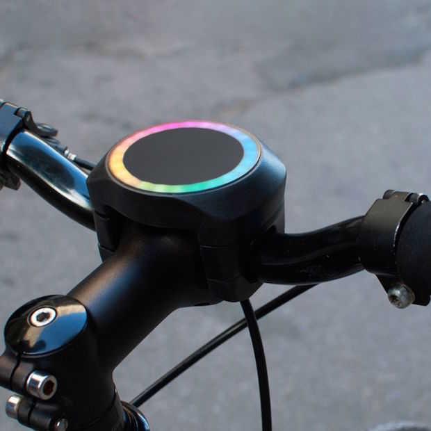 SmartHalo navigeert je zonder moeite over de beste fietspaden van de stad