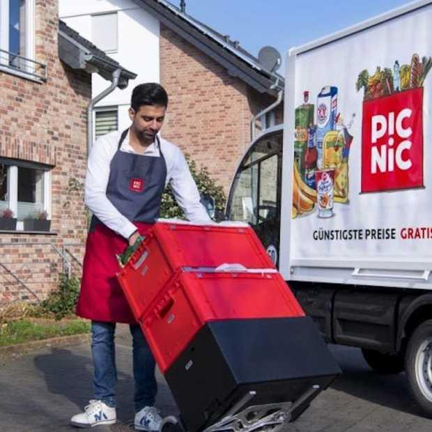 Picnic wint marktaandeel ten koste van Albert Heijn