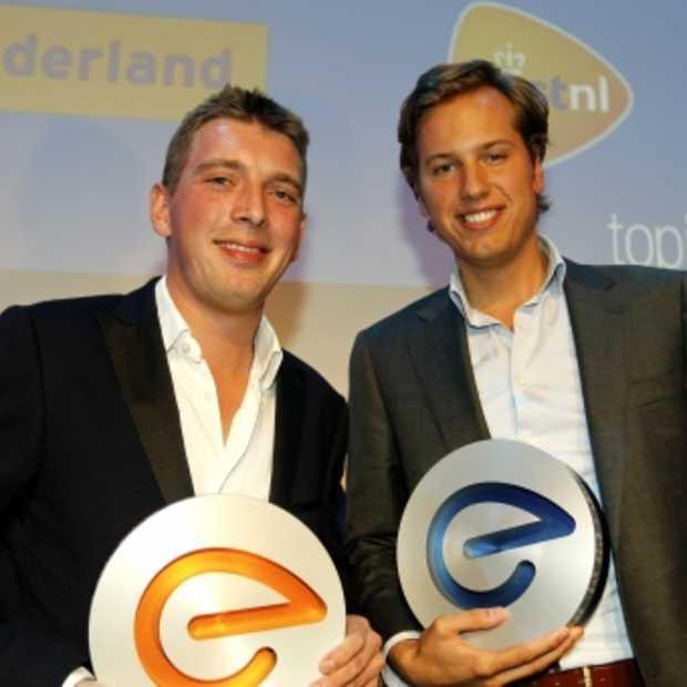 Pieter Zwart van Coolblue wint LOEY Award