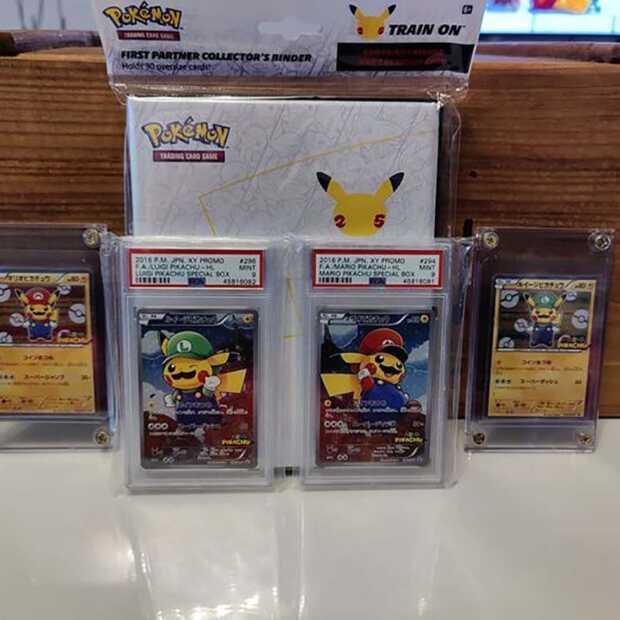 25 jaar na introductie zijn Pokémon-kaarten waardevoller dan ooit
