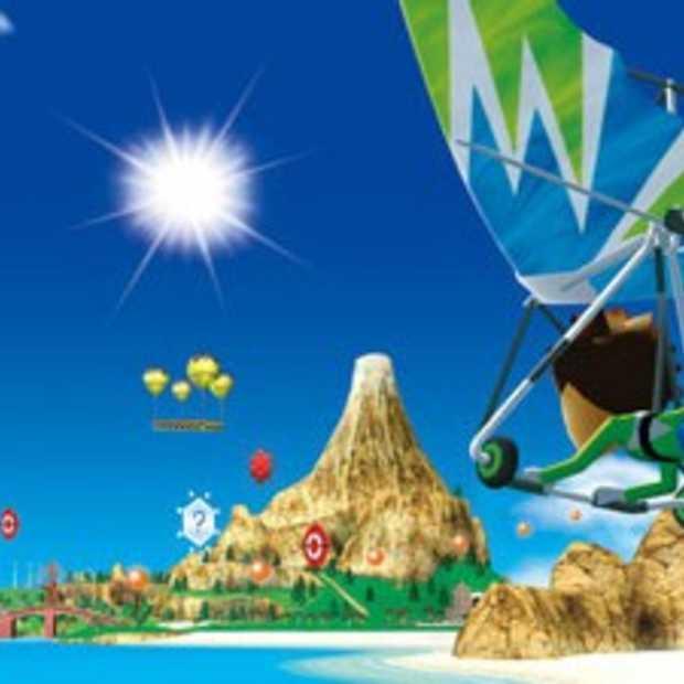 Pilotwings Resort vliegt hoog maar kort