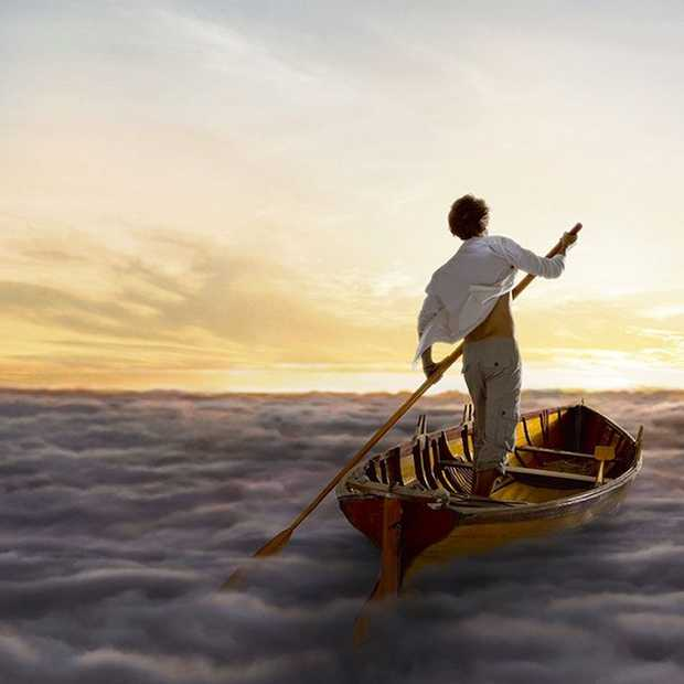 15e album van Pink Floyd The Endless River grote hit op Spotify