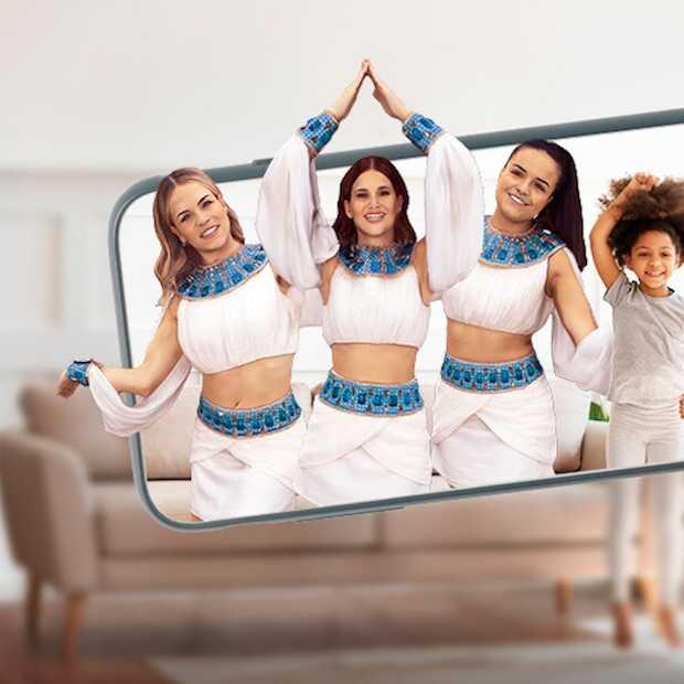 Nieuwe Augmented Reality app leert je  dansje van nieuw nummer K3