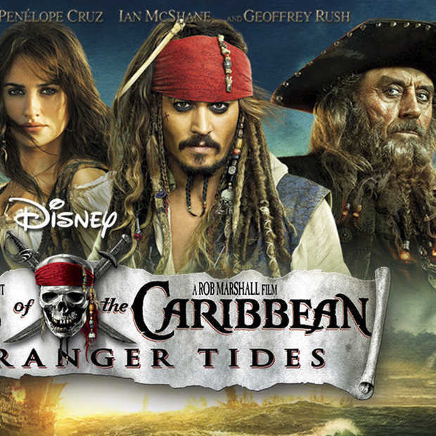 Viering opening attractie Pirates of the Caribbean in Disneyland