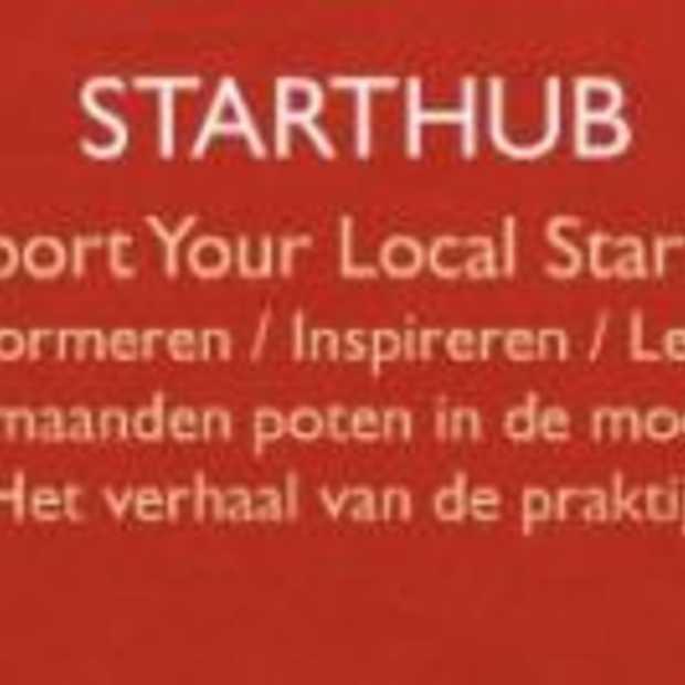 Pitch! en Lancering StartHub