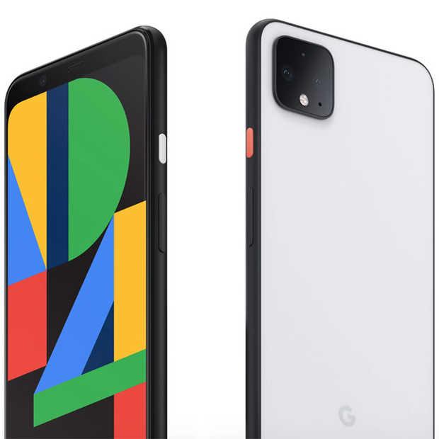Google Pixel 4 & Pixel 4 XL eind oktober beschikbaar