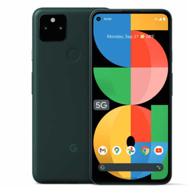 Google Pixel 5a 5G is bijzonder door.. zijn grotere accu