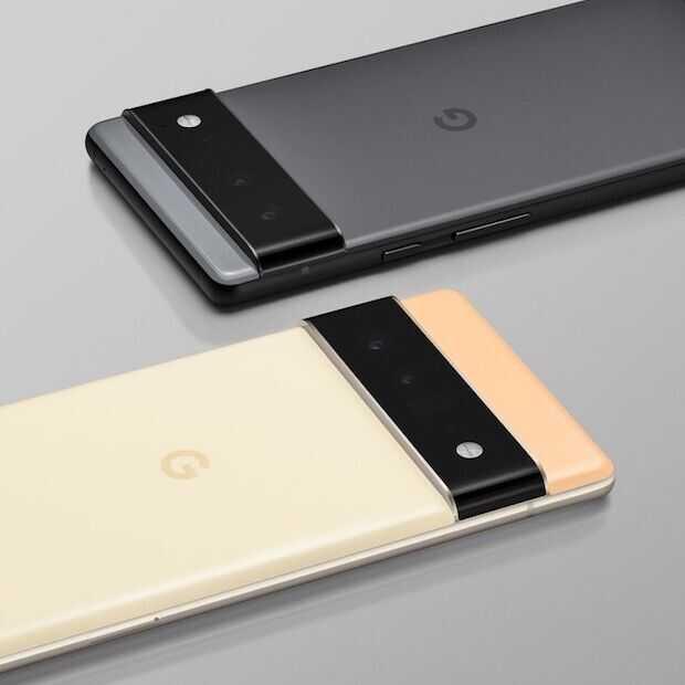 Google Pixel 6 en Pixel 6 Pro hebben een 'eigen' processor en vier jaar OS-updates