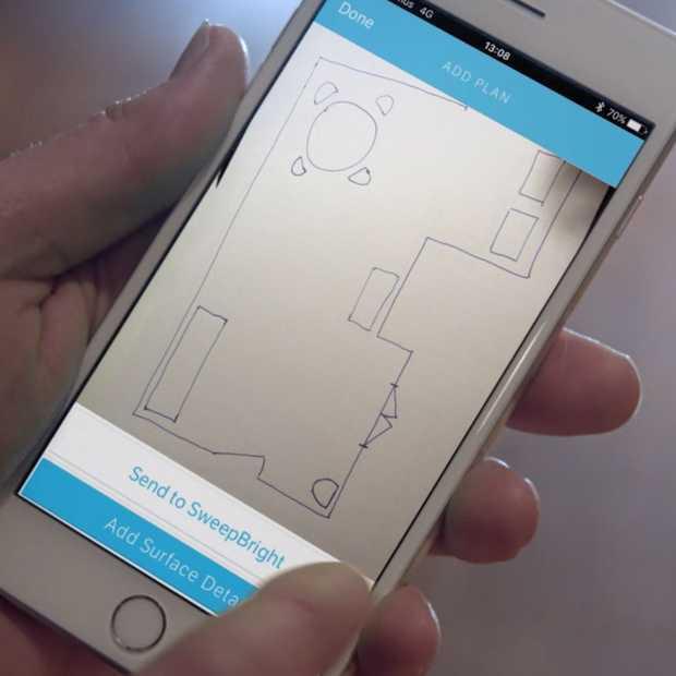 Sweepbright lanceert mobiele tool voor vastgoedmakelaars
