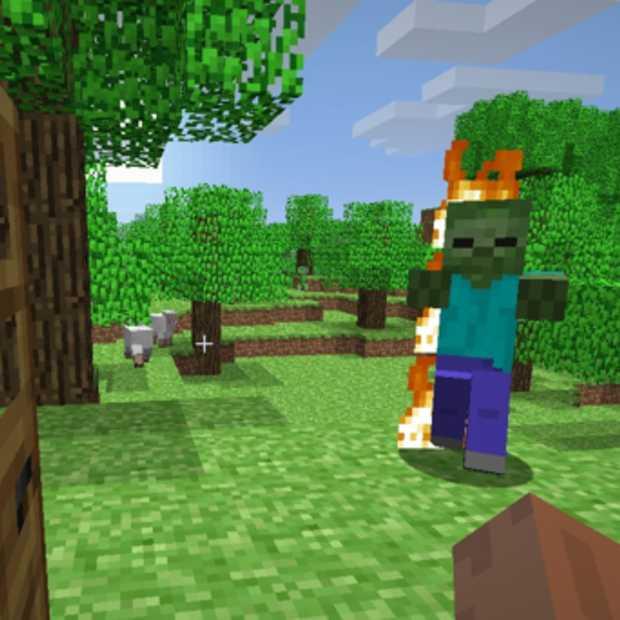 Play Me Tender: Minecraft