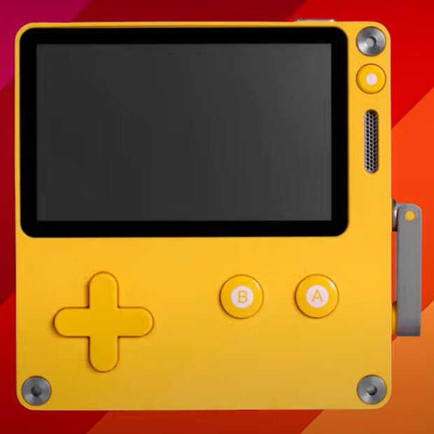 Playdate is een handheld die je elke week een nieuwe game geeft