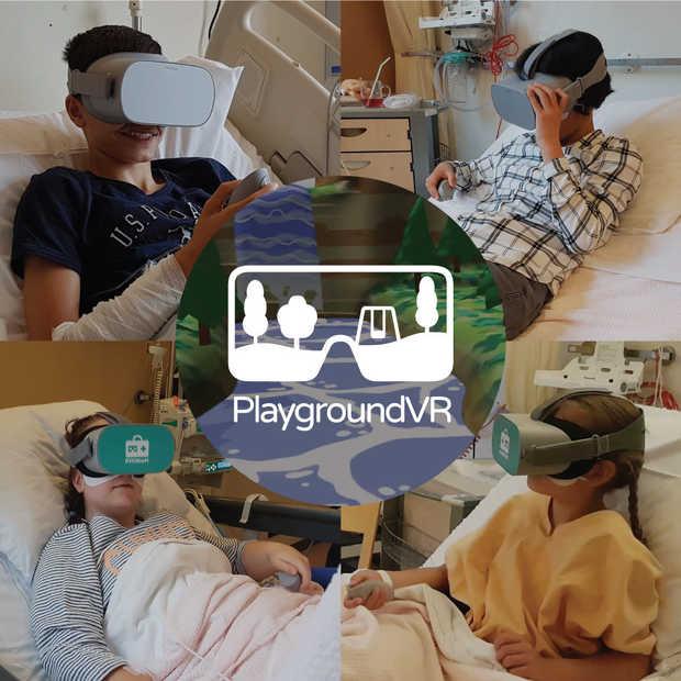 Een VR-Speeltuin in het Ziekenhuis?