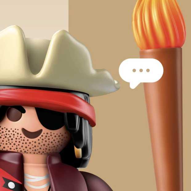 Playmobil Stories een nieuwe manier  om taalontwikkeling van kinderen te stimuleren