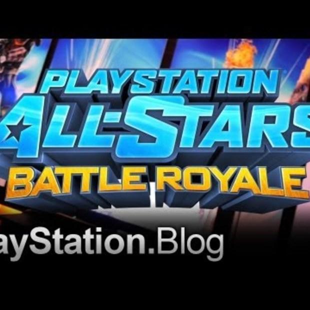 PlayStation All-Stars Battle Royale trailer