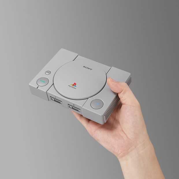 Dit zijn de 20 games die op de Playstation Classic staan