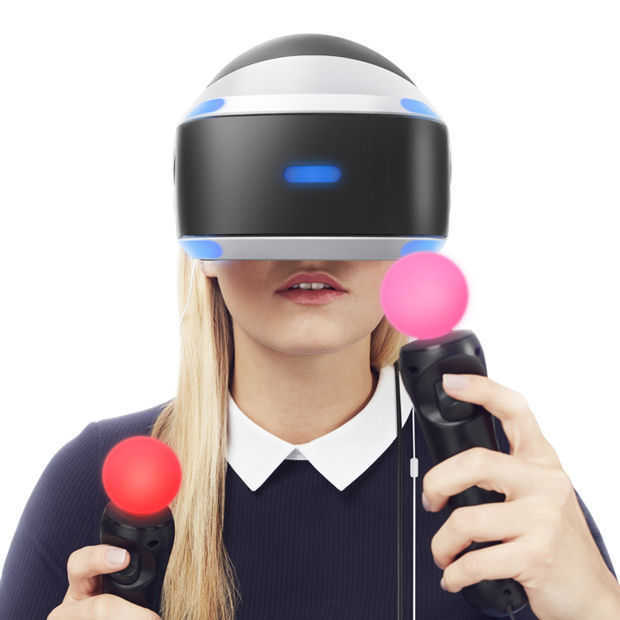 Sony onthult games voor Playstation VR