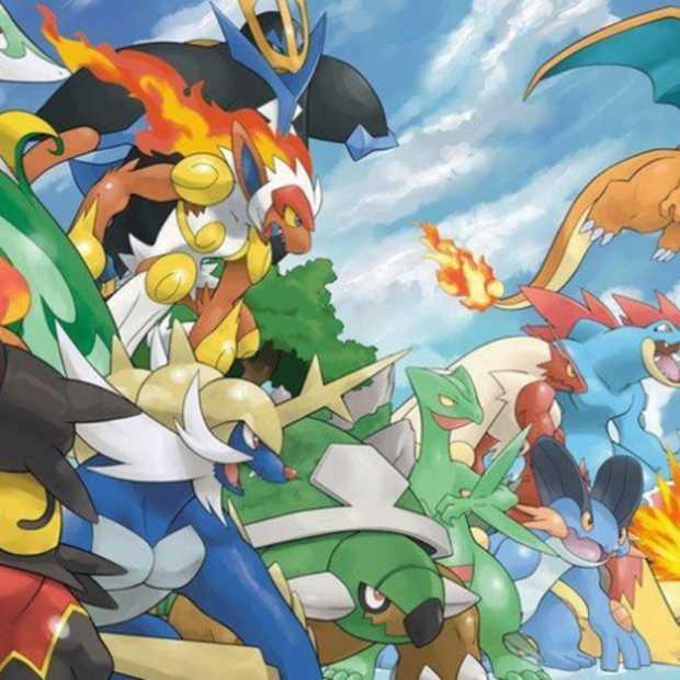 Pokémon X en Y: eindelijk vooruitgang