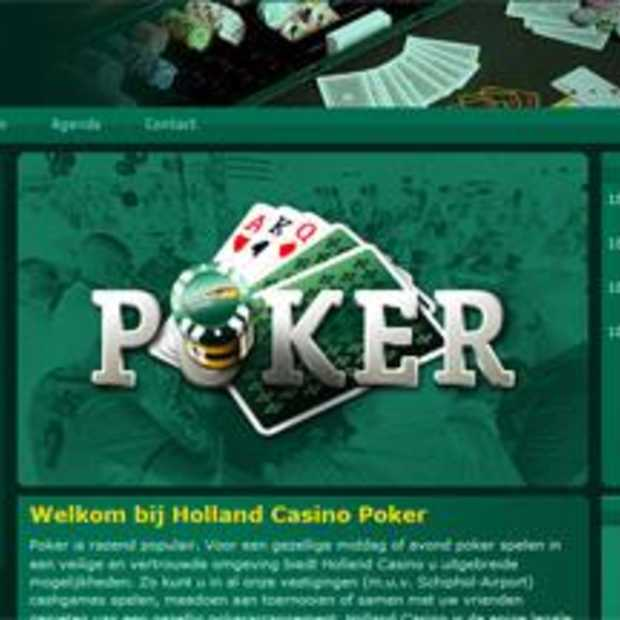 Pokersite van Holland Casino
