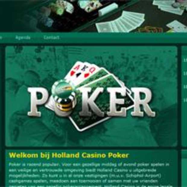 Pokersite van Holland Casino