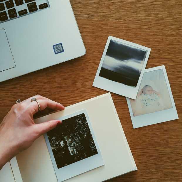 Polaroid Lab maakt Polaroids van de foto's op je telefoon