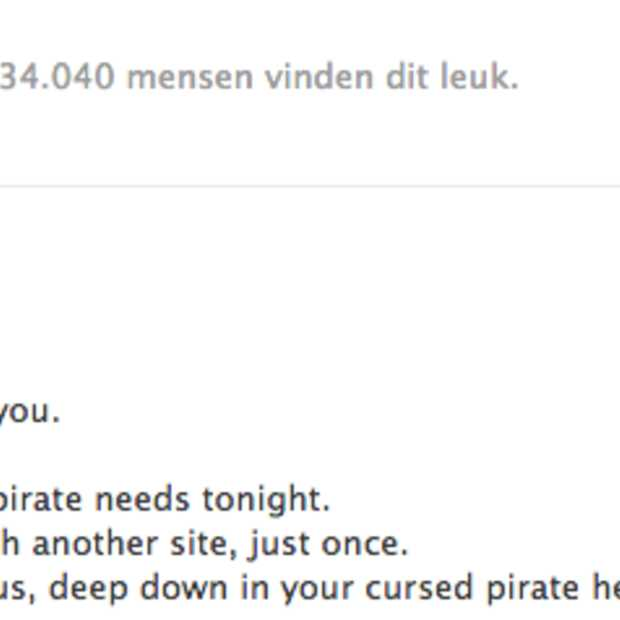 Politie-inval bij PRQ valt samen met stroomstoring bij The Pirate Bay