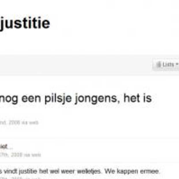 Politiek Den Haag en de Twitter Manie