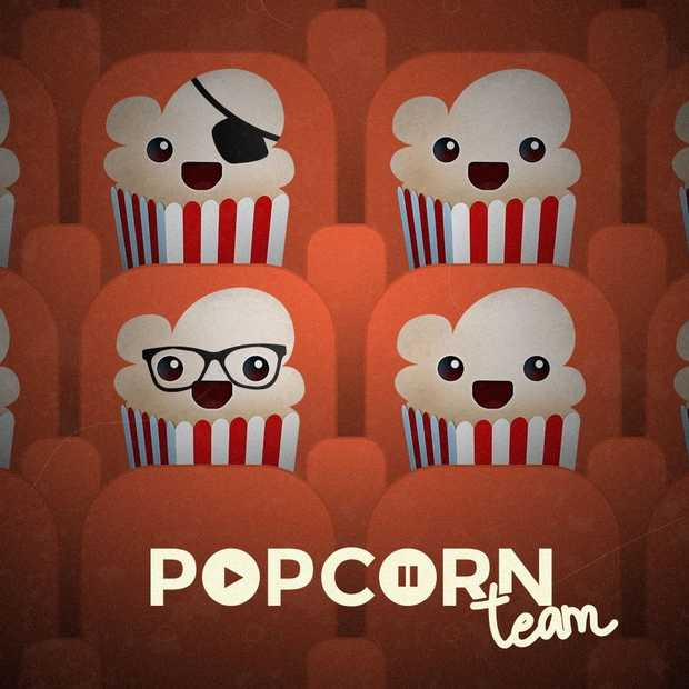 Popcorn Time werkt aan comeback!