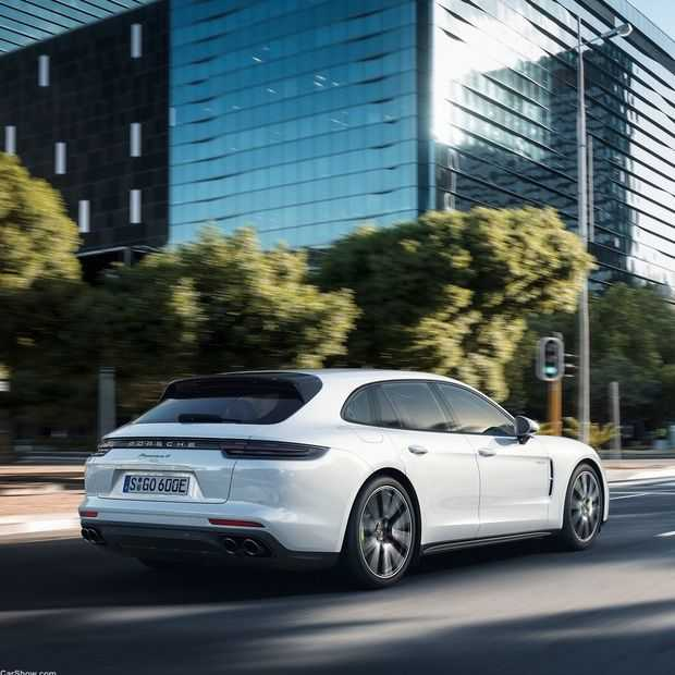 Stationwagon-fans opgelet: de Porsche Panamera Sport Turismo komt