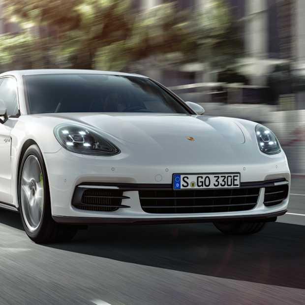 Porsche onthult nieuwe Panamera 4 E-Hybrid