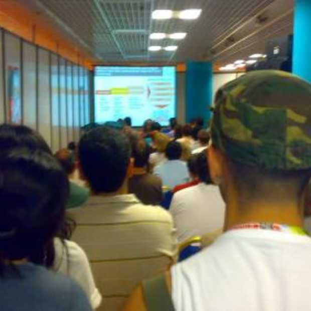 Positiviteit en Accenture op Cannes Lions 2008