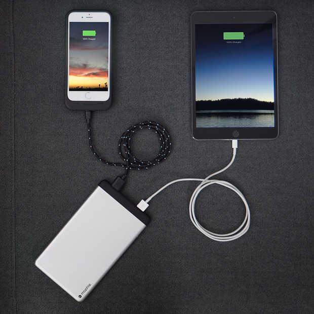 Handige gadget voor onderweg: mophie powerstation