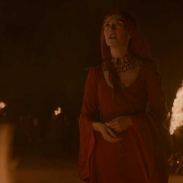 Première van Game of Thrones seizoen 2 laat GetGlue crashen