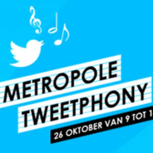 Primeur Tweetphony: Metropole Orkest geeft Twitterconcert