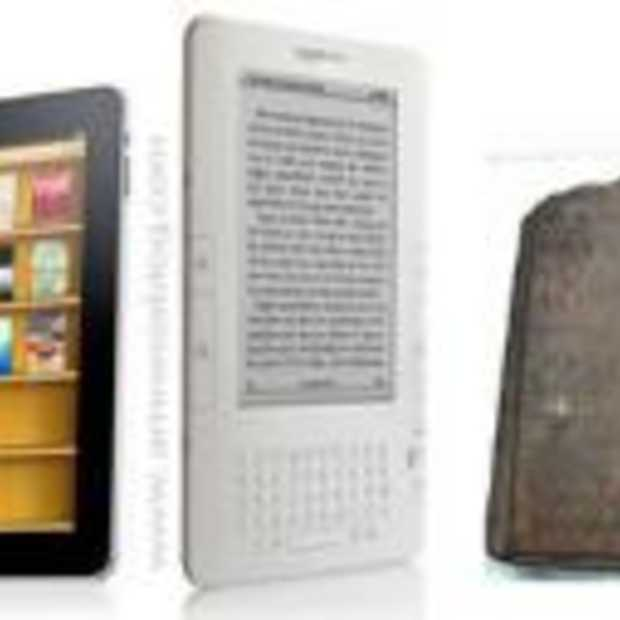 Print leest sneller dan elektronische boeken