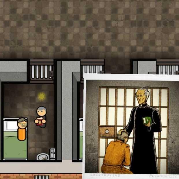 De olifant in de cel: Prison Architect en het vermijden van commentaar