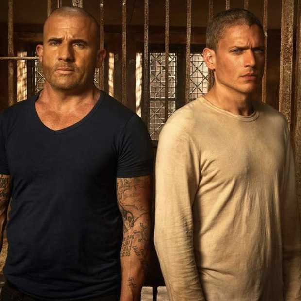 Prison Break seizoen 5 vanaf 1 december op Netflix