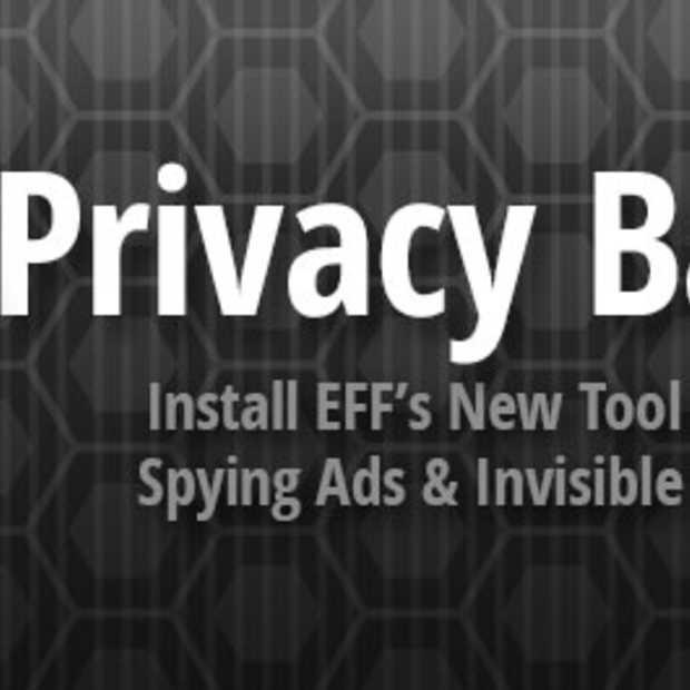 Privacy badger dwingt websites om gebruikers niet meer te volgen