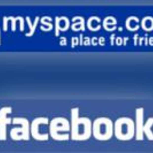 Privacylek op Facebook en Myspace