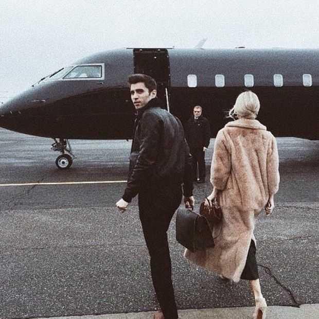 Zucht: privé-jet voor nep Instagram foto's te huur in Rusland