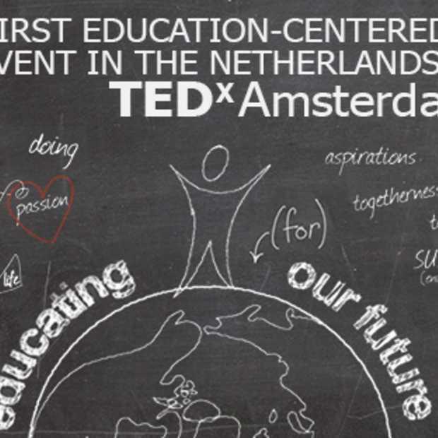 Programma eerste editie TEDxAmsterdamED Connected worlds is bekend