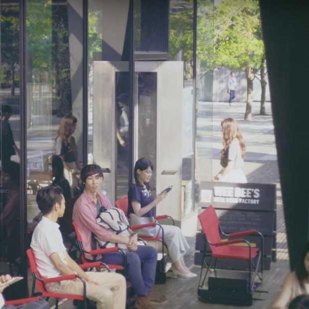 Leuke marketingstunt: zelfrijdende stoel van Nissan