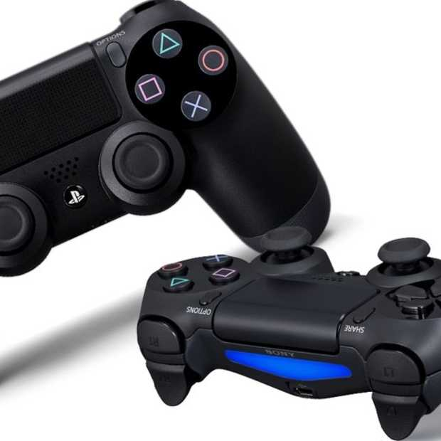 """Prototype PS4-controller: ,,Waarom zweet je zo, gamer?"""""""